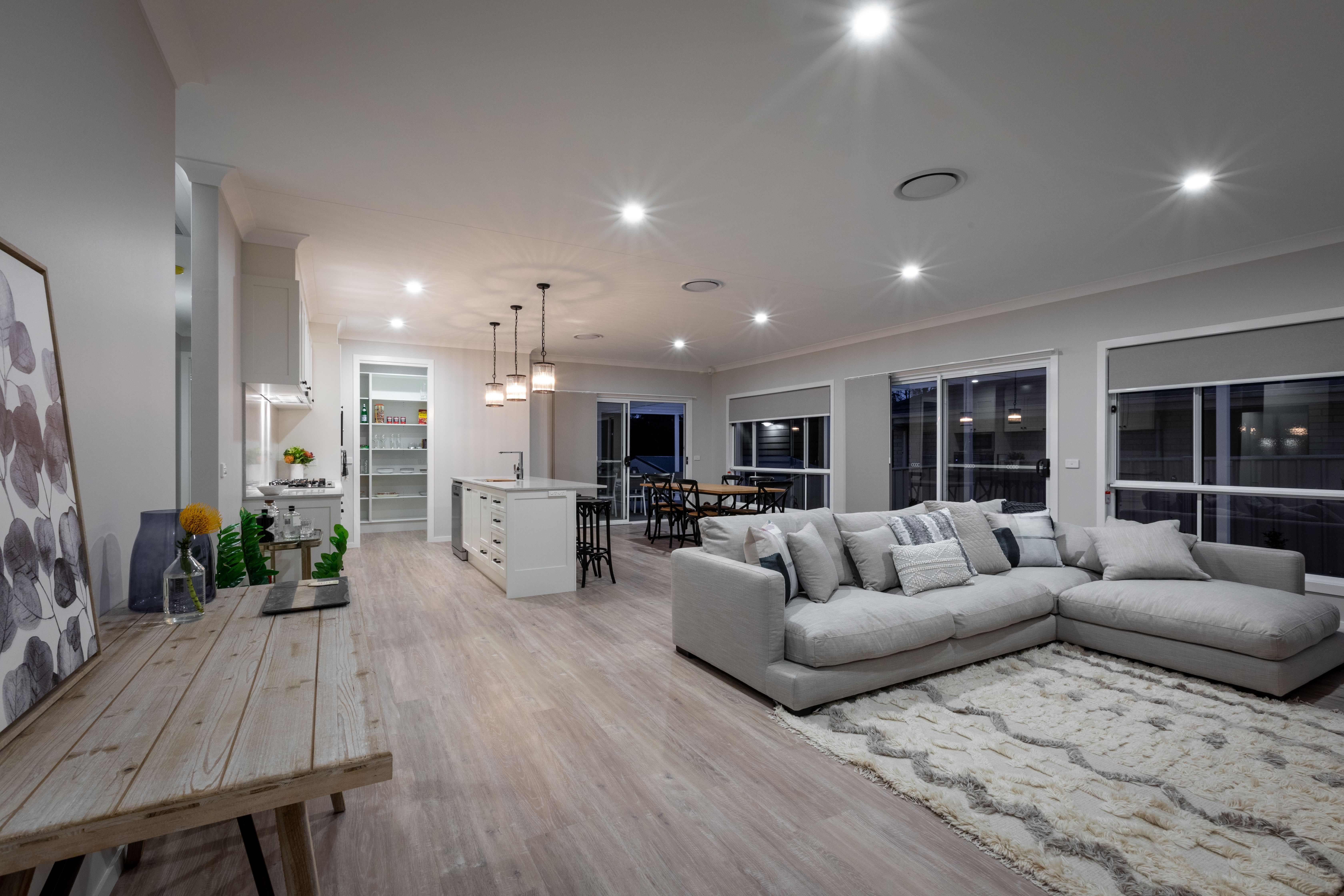 Pin On Home Ideas Open plan living rooms
