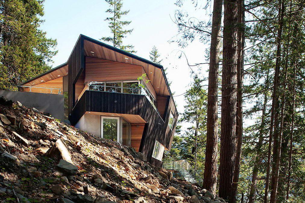 Maison bois Canada 3 | Alpes savoie | Pinterest | Wooden houses ...