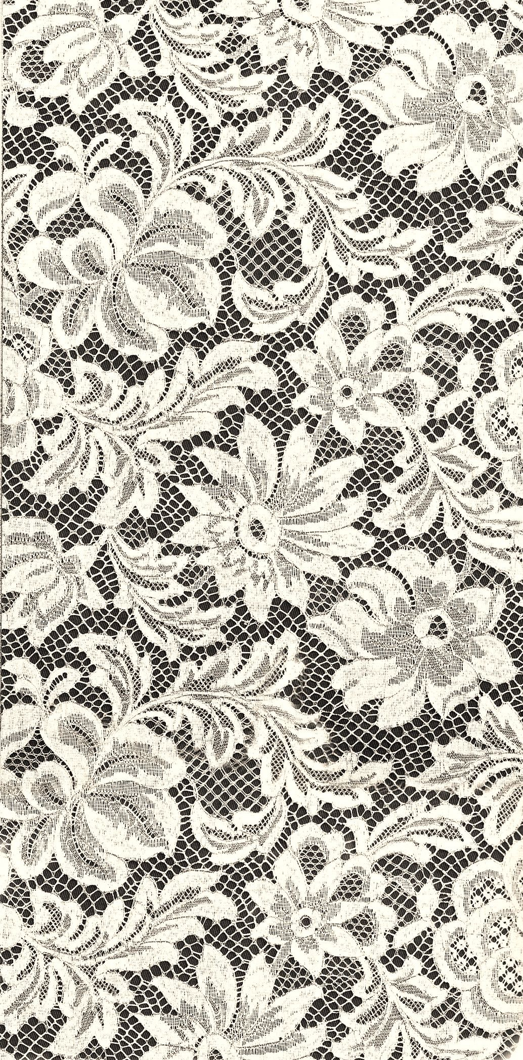 floral lace pattern swatch (With images) | Paper lace ...
