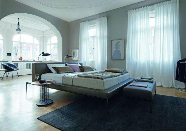 99 idées déco chambre à coucher en couleurs naturelles