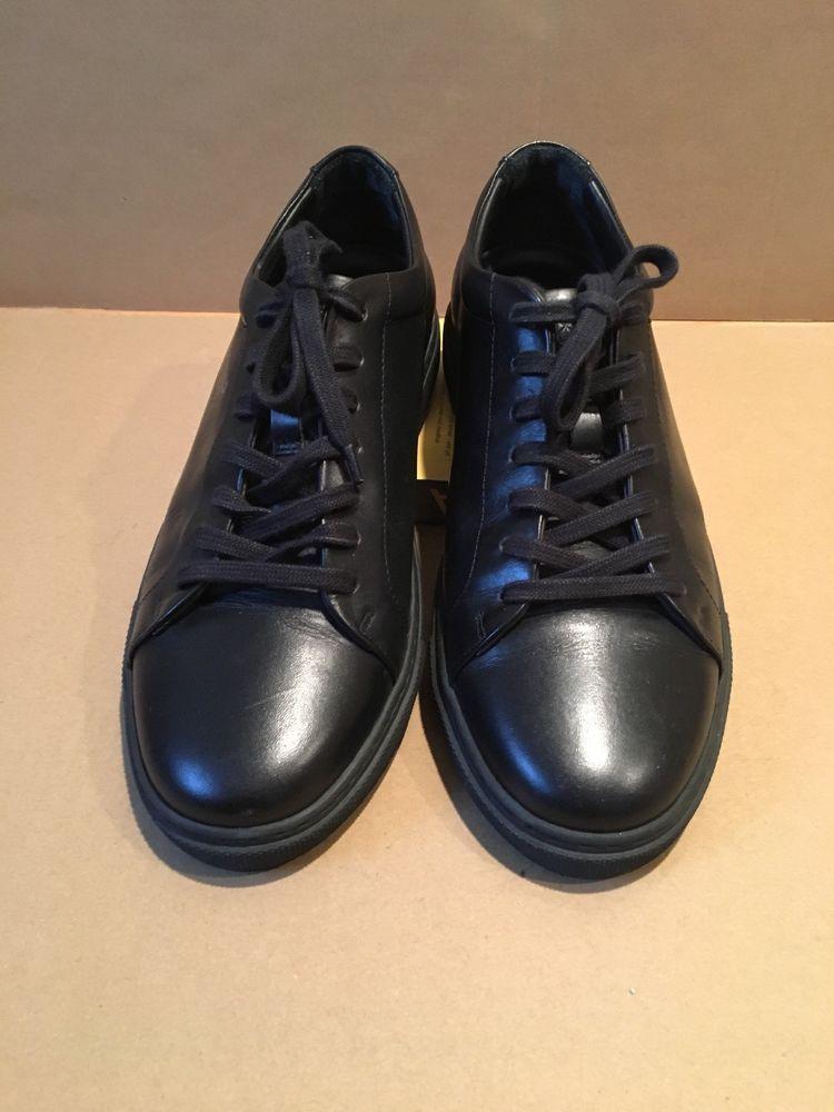 12ed7c17468 Allen Edmonds premium leather All Black