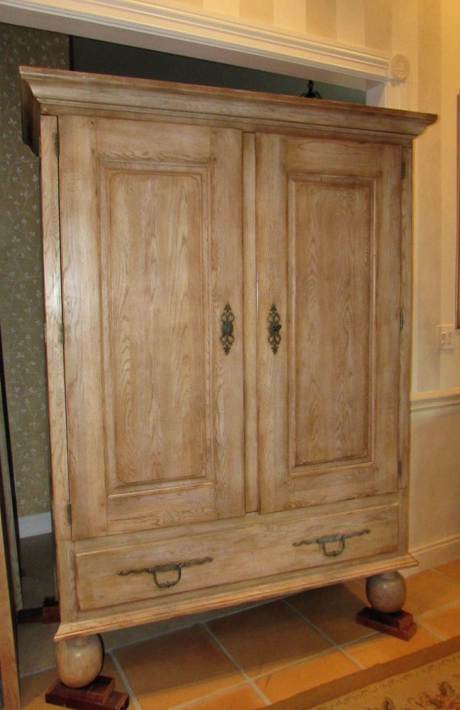 Ordinaire HENREDON Farmhouse Country Style Armoire #Henredon #Country