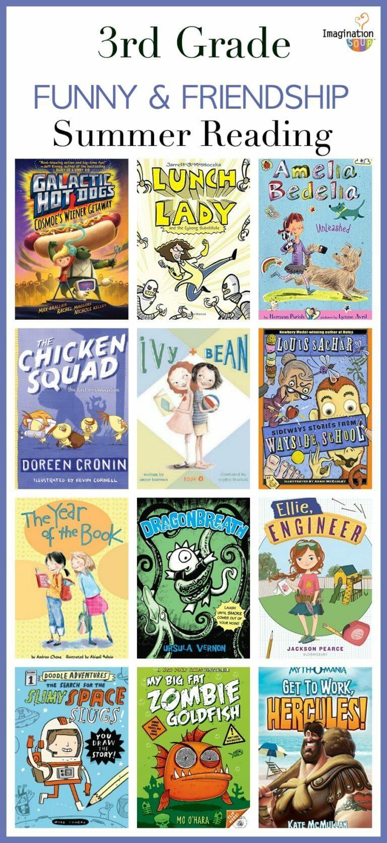 3rd grade summer reading list (ages 8 – 9) | kids | pinterest