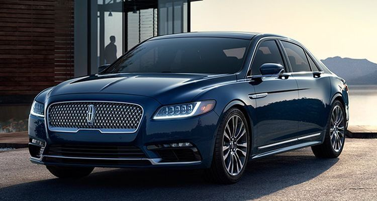 2018 Lincoln Town Car Review Release Date Home Chose To Launch Their Improved