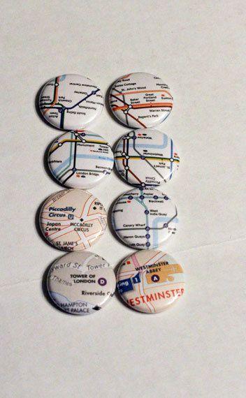 À faire avec ma badge it et la carte du métro parisien!!! | S U M