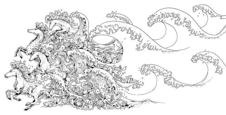 Coloring Books Doodle Invasion Kerbyrosanes