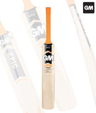 Gm Epic Premier Kashmir Willow Cricket Bat Cricket Bat Cricket Epic