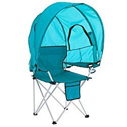 chair with canopy baby learn to sit brylanehome camp pool 0 chairs and camping