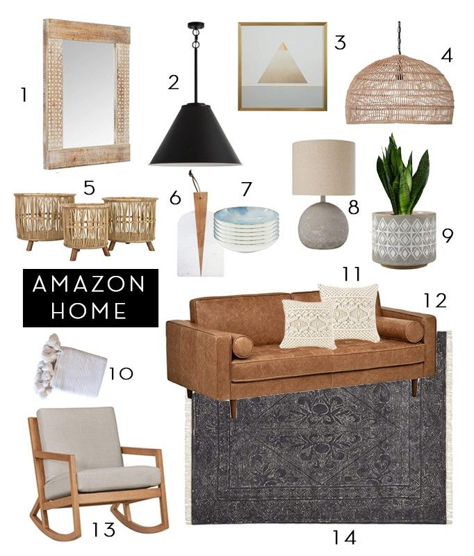 April Amazon Home FavoritesBECKI OWENS