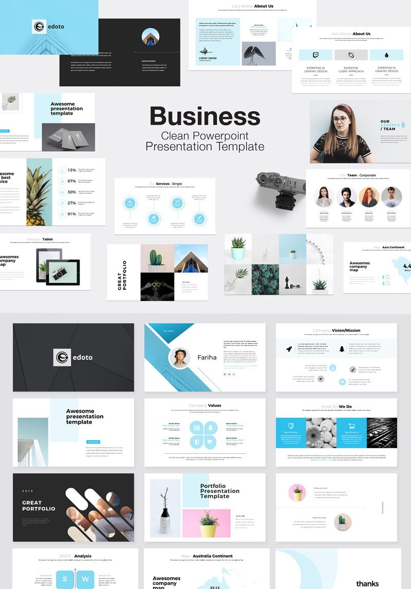 35 Best Professional Business Powerpoint 8