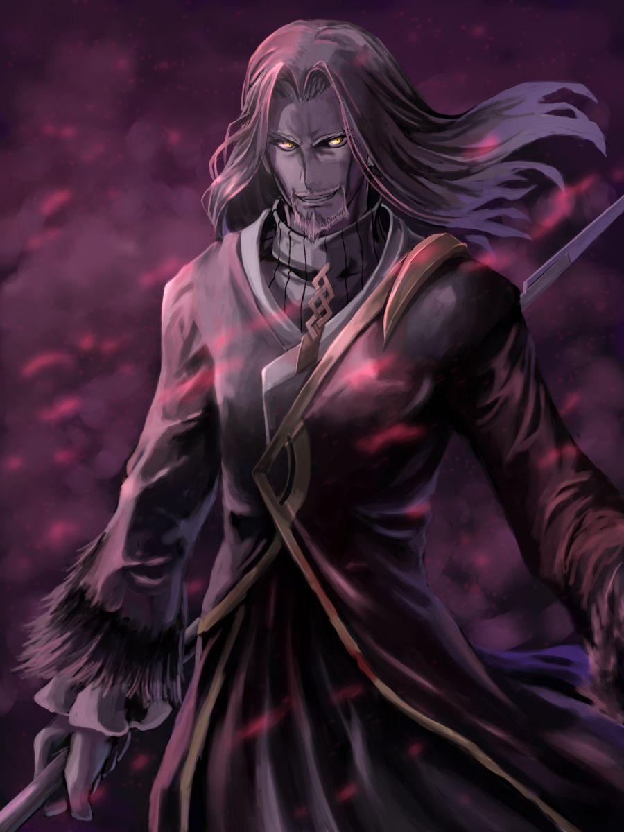 Vlad Iii Fate Apocrypha Fate Stay Night Lancer Anime
