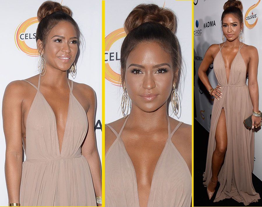 WOOOOOOW!! Diddy's Girlfriend Cassie Now Looks Like A SPITTING IMAGE Of Jennifer Lopez . . . We Had To Do A DOUBLE TAKE . . . To Realize That Was CASSIE!! (She Even Had A . . . J.LO Style . . . Staged 'Wardrobe Malfunction')