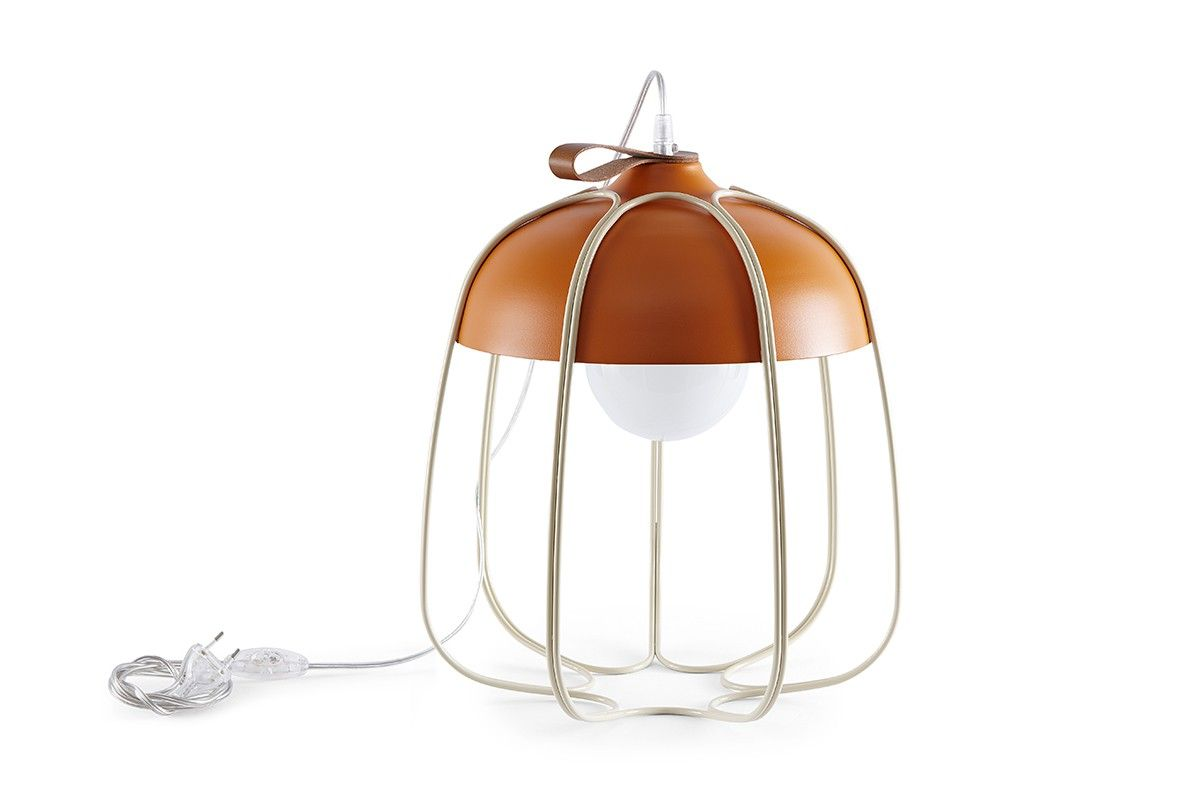 lampe a poser cage