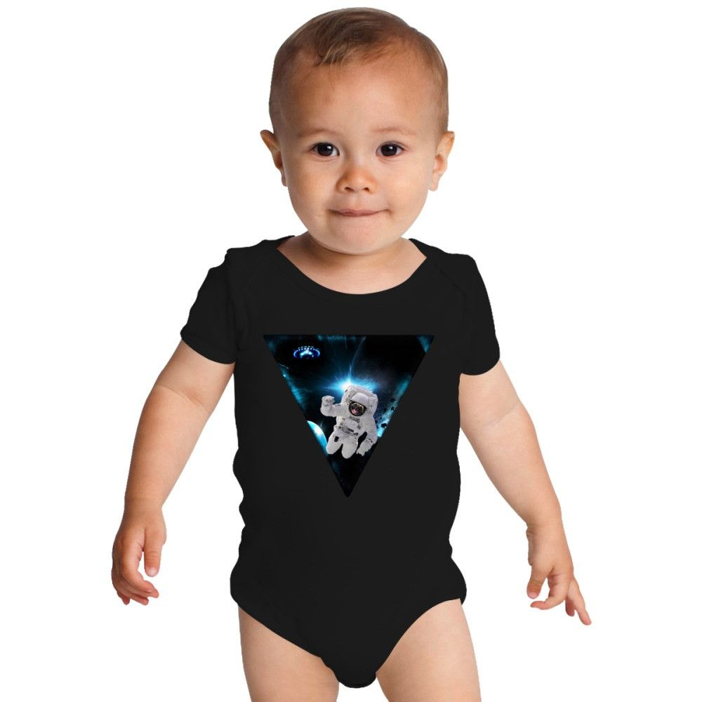 Captain Snot Lost In Space Baby Onesies