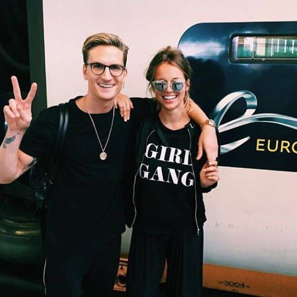 Our influencer @proudlock arriving in Paris for the @diesel  fragrance launch  #fragrance #unsignedgrp #diesel