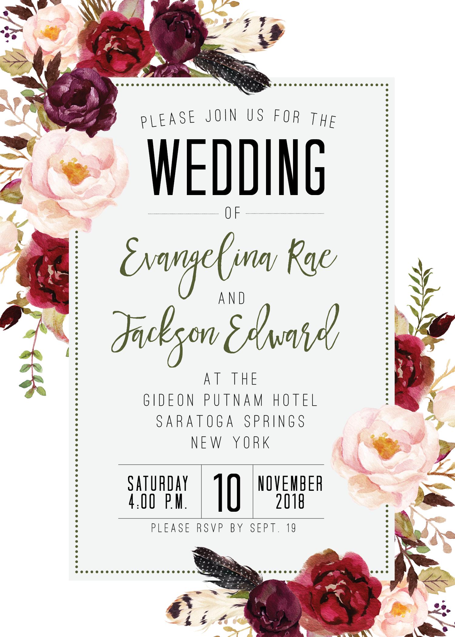 Vintage wedding decorations ideas november 2018 boho wedding gold foil wedding invitations wedding invitations