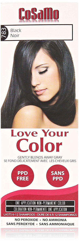 Red Hair Non Permanent Dye Fresh Semi Luxury Good Bright