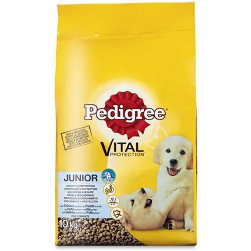 Pedigree Vital Junior Kip Rijst 10 Kg In 2019 Pet Supplies