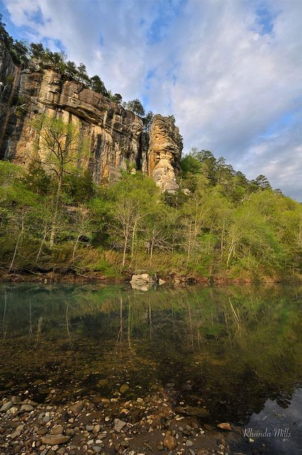 Castle Rock - Buffalo River Arkansas