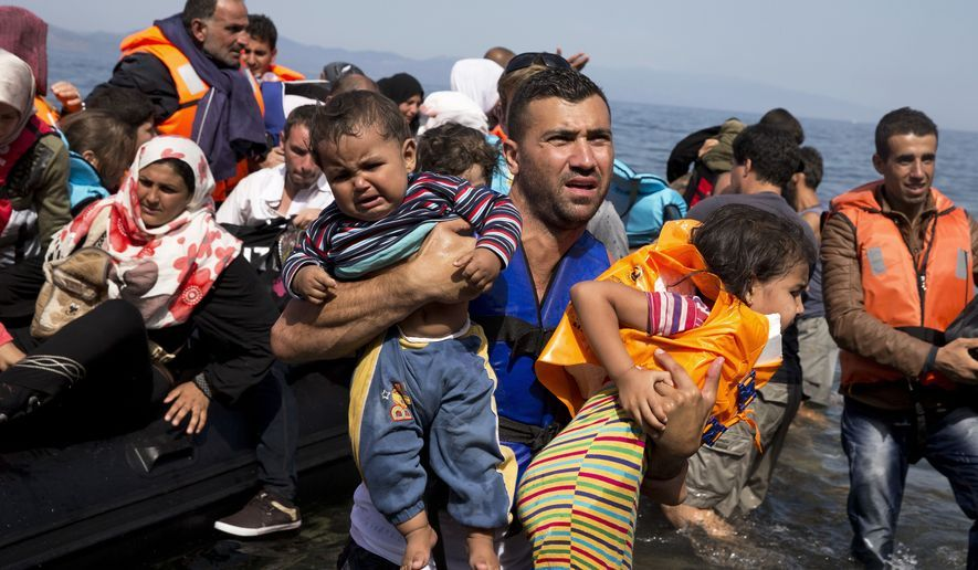 There is no way each one of those 2300 refugees they let in during June was properly vetted and screened to make certain they let no terrorist in. Washington Times: The U.S. accepted more than 2,300 Syrian refugees in June alone, sending the fiscal year total soaring past the