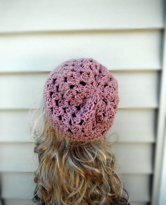 Womens Hats Slouchy Beanie Hat Crochet Hat Winter por DivaTrendz ...