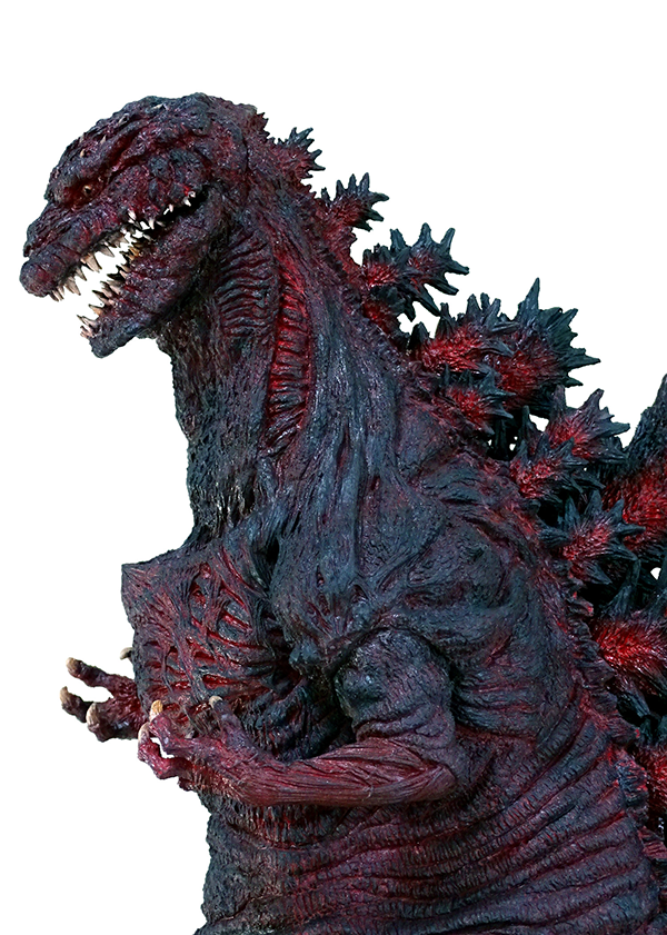 Marvelous New Tu0027s Facto Model Kit Of SHIN GODZILLA