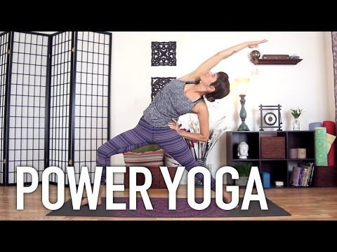 YouTube | Get Fit - Yoga ♥ | Yoga for weight loss, Toning