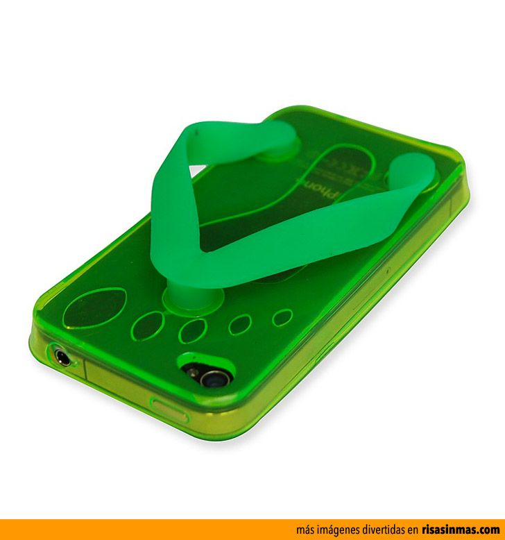 Funda Para Iphone 4 Chancla Cool Phone Cases Diy Iphone Case Iphone 4 Case