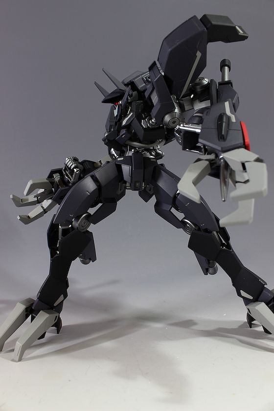 [WORK] hobbynotoriko's HGIBO 1/144 remodeling GRAZE OGRE: Photo Review http://www.gunjap.net/site/?p=302113