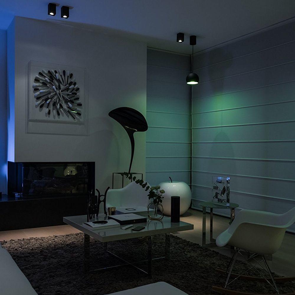 Smart Led Leuchtmittel Von Wiz Rgbw E27 A67 1er Pack In 2020 Led Leuchtmittel Leuchtmittel Und Led
