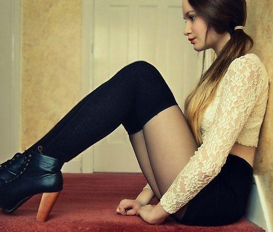 Tights on tights