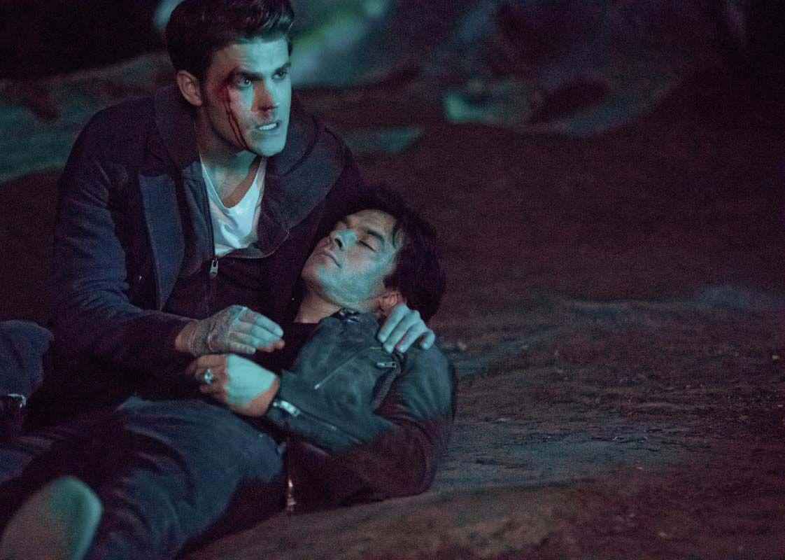Der Paul Wesley Vampire Diaries The Vampire Diares