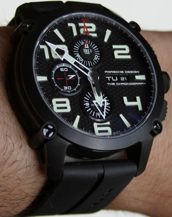 Porsche Design P'6930 Chronograph Watch Review | Watches ...
