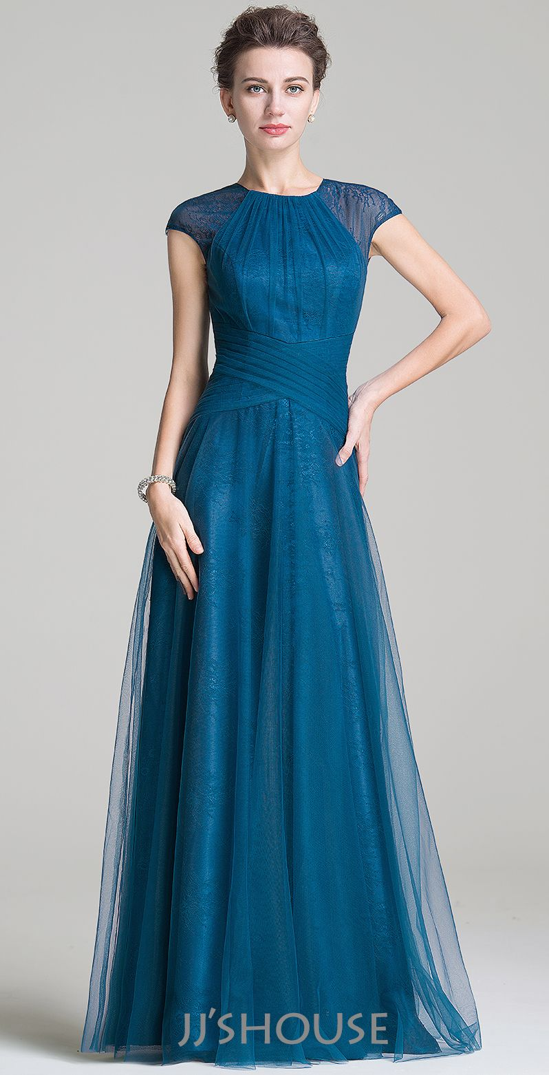 This dress is a lovely choice for the mother of the bride and ...