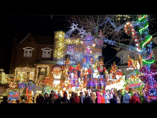 idyker heights christmas lights 2016 display in brooklyn heres how to enjoy it