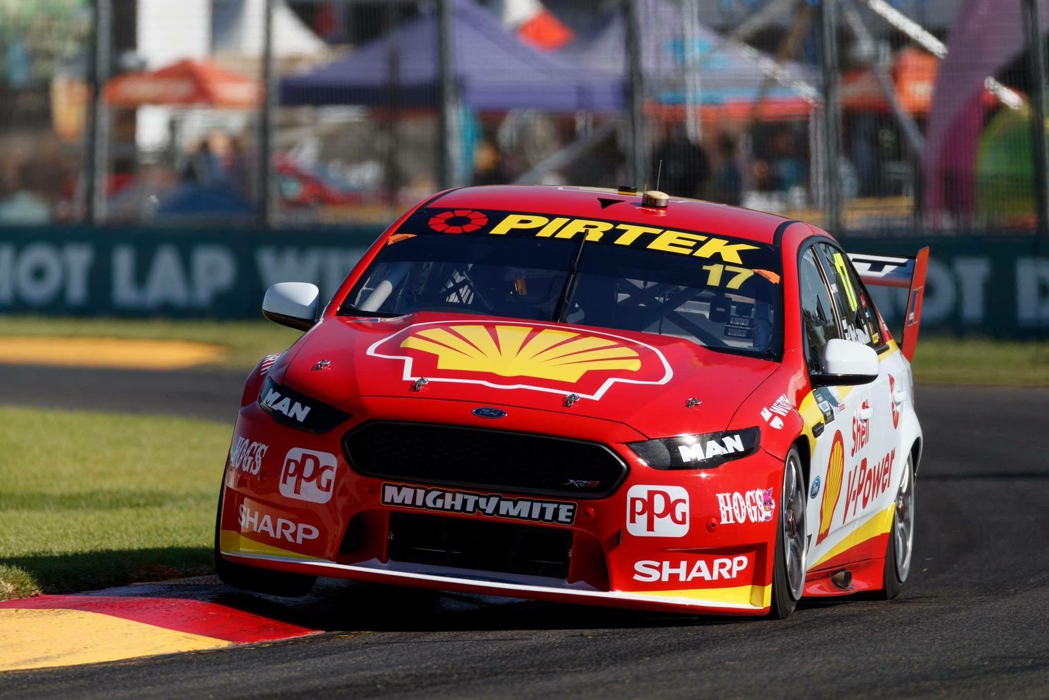 Djrtp Scott Mclaughlin 2017 Clipsal 500 Adelaide Sa V8