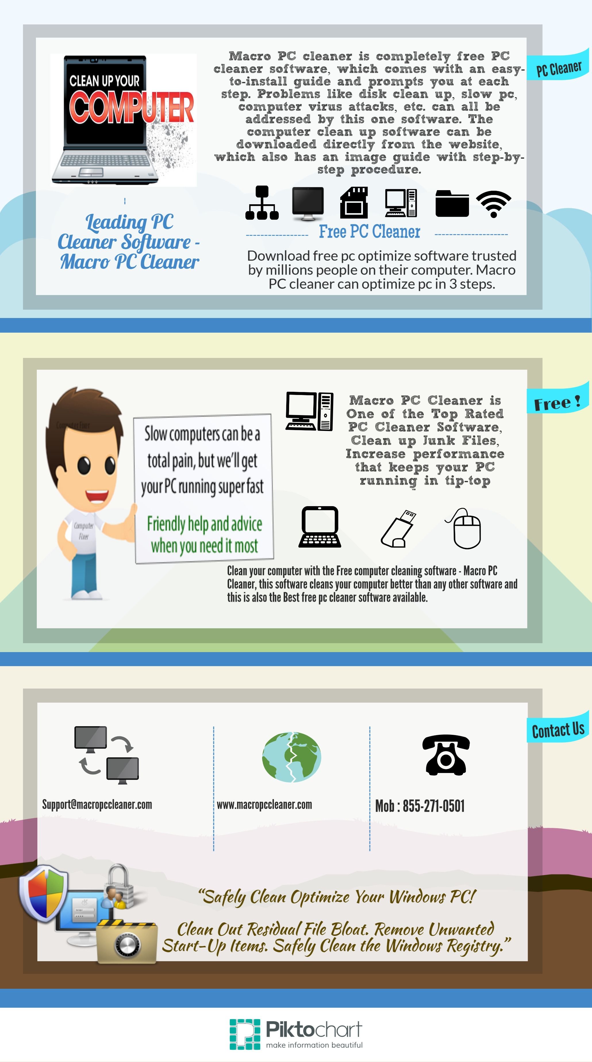 Macro Pc Cleaner Is For Windows 7 8 To Gets You The Speed Up Your