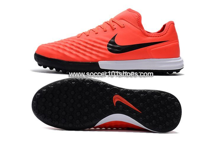 competitive price 17736 23be2 Nike Mens MagistaX Finale II TF Soccer Football Shoes Watermelon Red  74.00