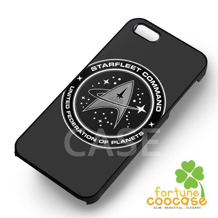 Star trek starfleet command black and white symbol -sswn for