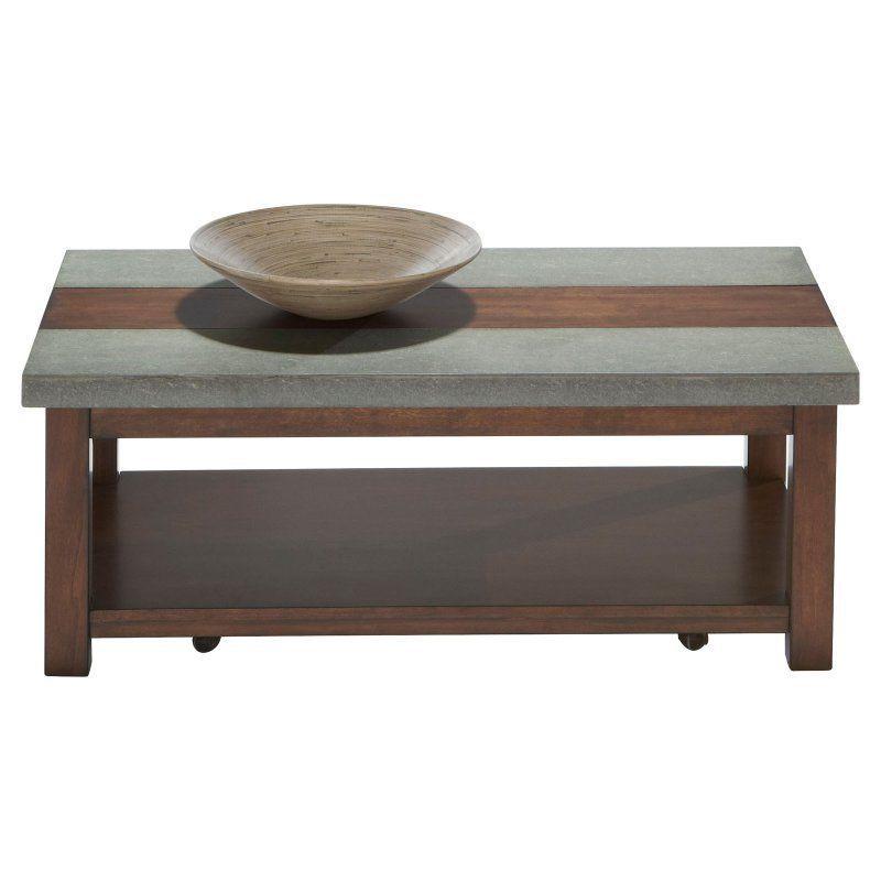Progressive Furniture Cascade Cocktail Table - P426-01