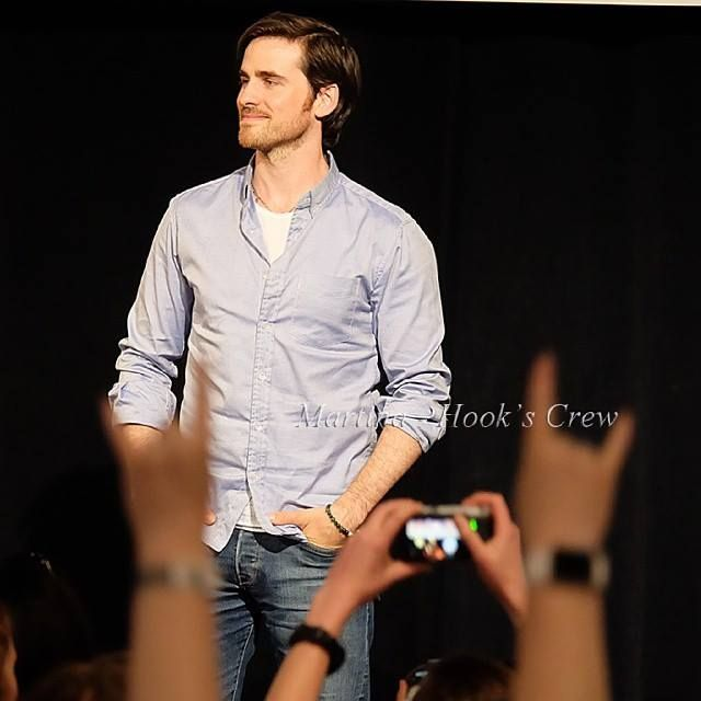 Colin O'Donoghue at Fairytales III Convention [DAY 2]