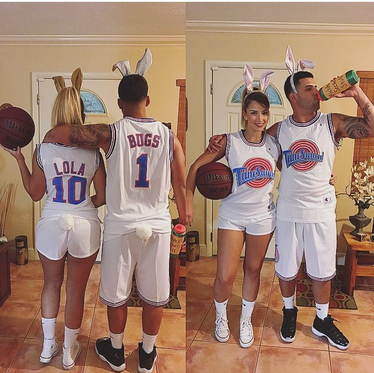 Bugs And Lola Space Jam Costume Halloween Costumes Friends