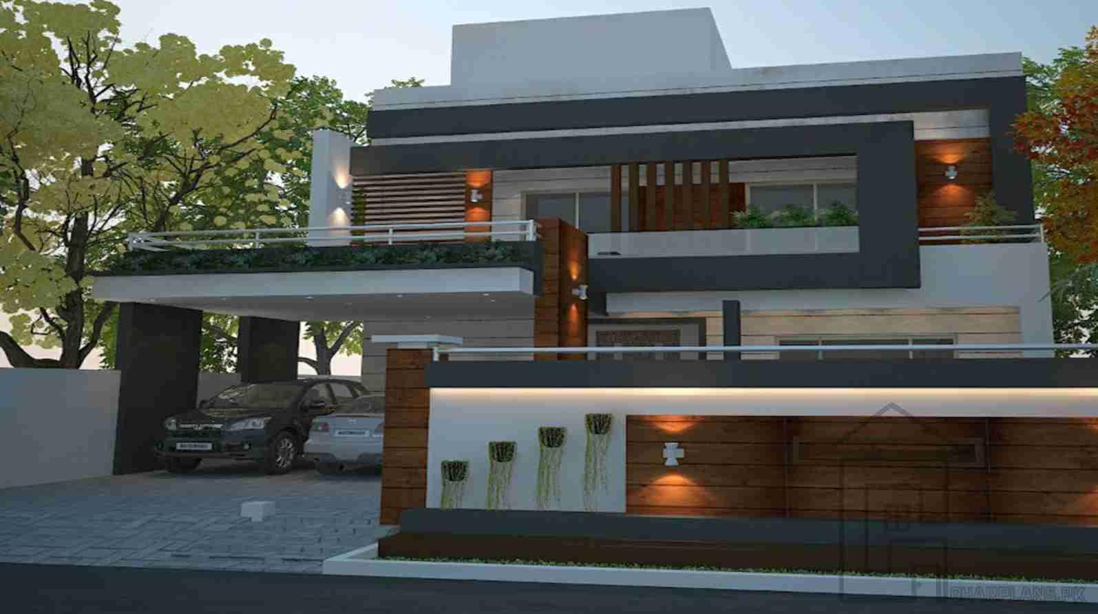 14 marla pakistani house plan front elevaton small house designs