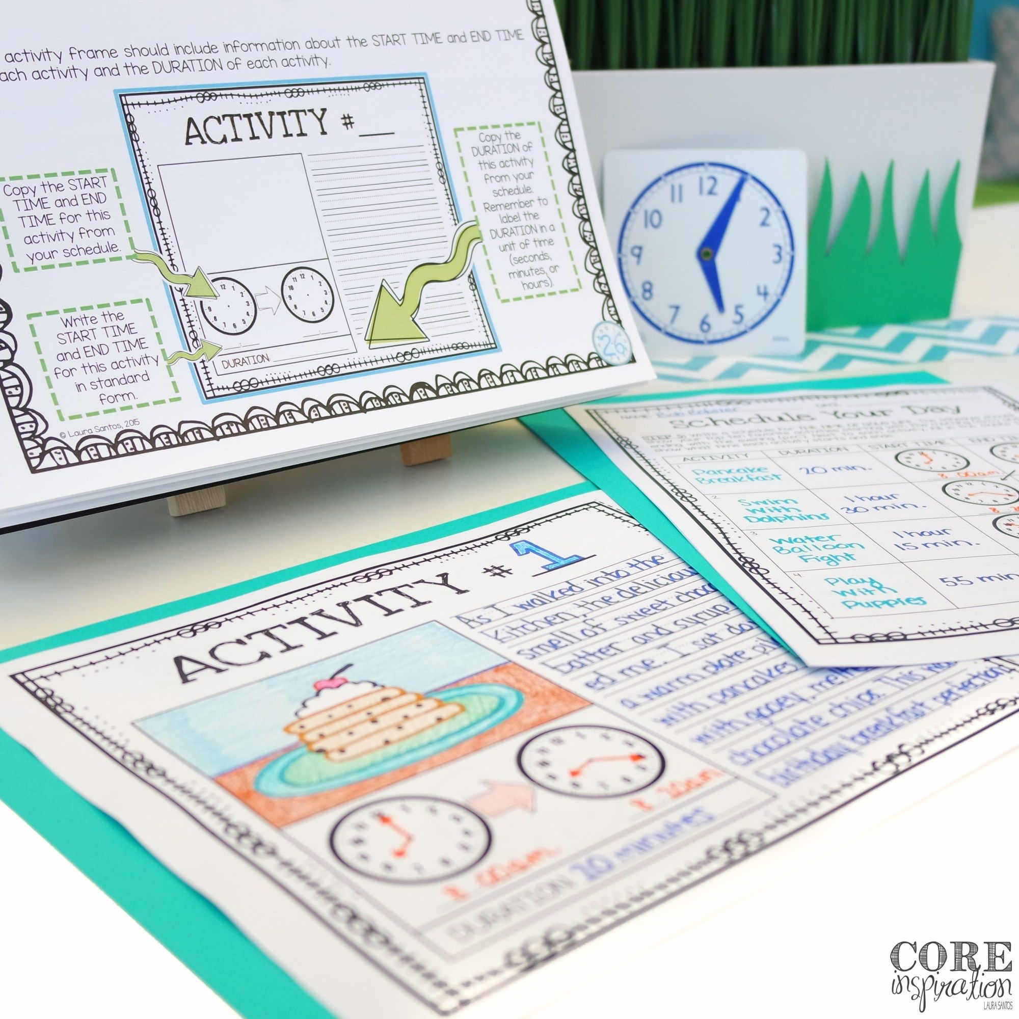 Top Five Ideas For Math Workshop At Your Seat Activities