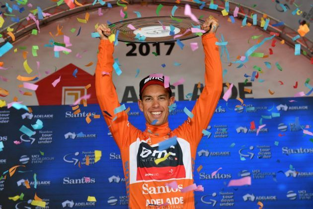 Winning the Tour Down Under an 'incredible relief' for Richie Porte - Cycling Weekly