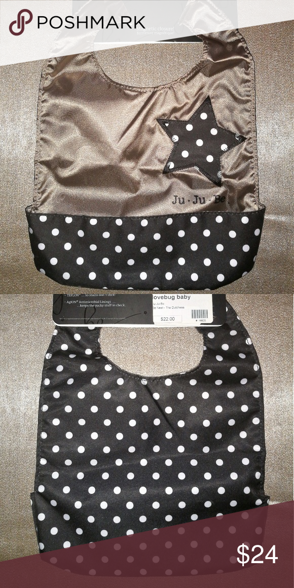 Jujube Duchess Be Neat Reversible Bib NWT. Ships within 2 business days from a pet and smoke free home. jujube Accessories Bibs