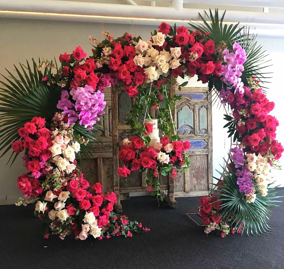 Wedding Event Styling Prop Hire Sydney Fl Arches Arbours