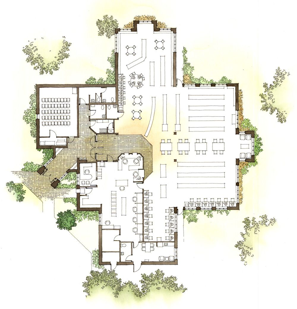 Site Plan Renderings Pinterest – Rendered Site Plan