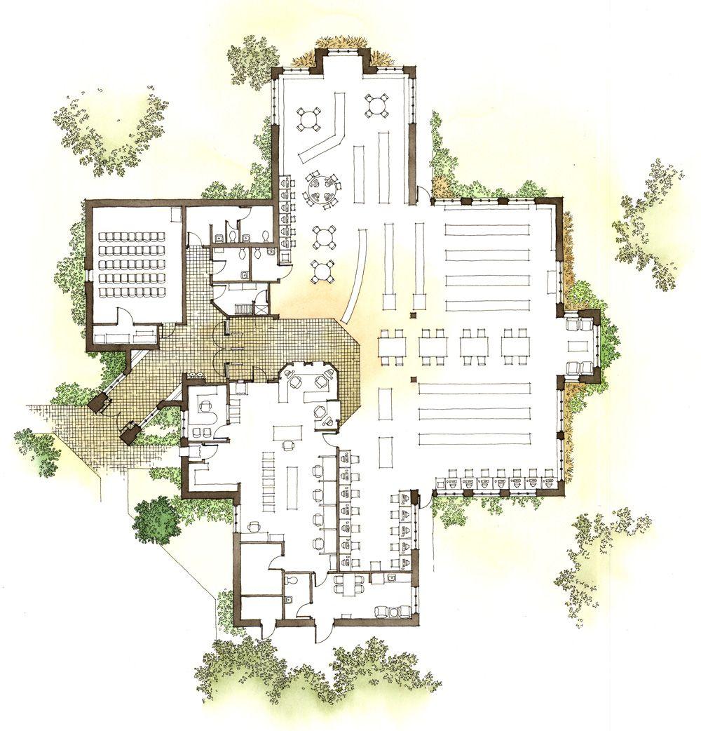 site plan renderings watercolour pinterest site plans and site plan renderings