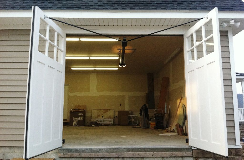 Clingerman Doors Custom Wood Garage Doors Clearville Pa Garage Doors Carriage House Doors Carriage Garage Doors
